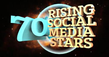 social media rising star