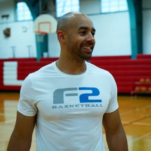 Colin Stevens - F2 Basketball