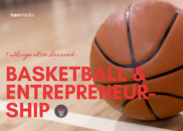 basketball on court - business lessons