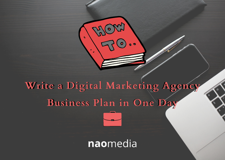 digital marketing agency business plan