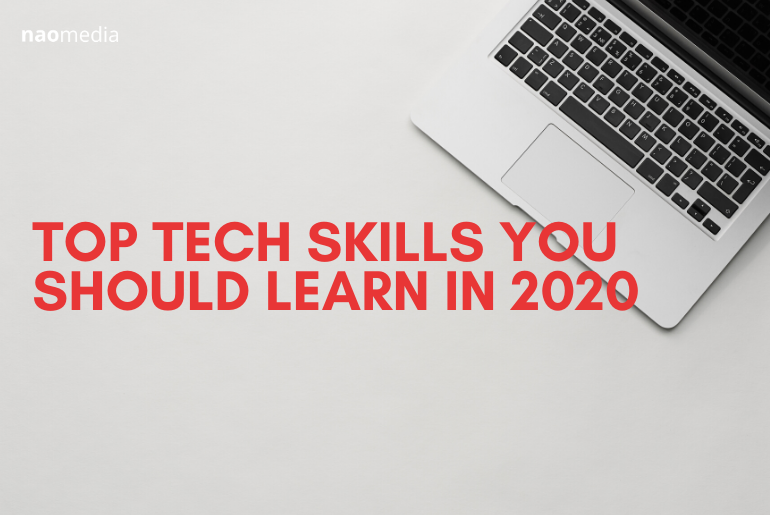 Top Tech Skills You Should Learn in 2020